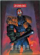 Judge Dredd Calendar 2000