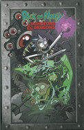 Rick and Morty: Dungeons and Dragons TPB 1c