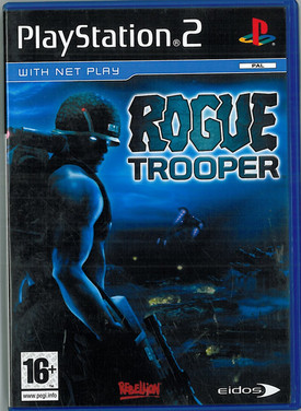 Playstaion 2: Rogue Trooper