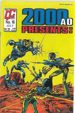 2000ad Presents 16