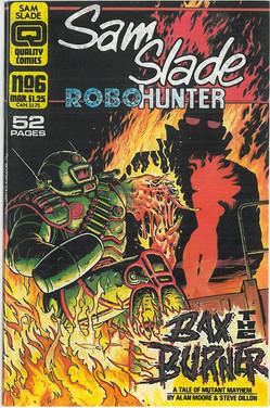 Robo-Hunter 6