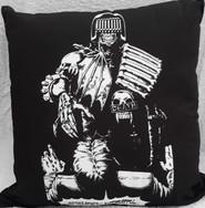 Judge Death Cushion