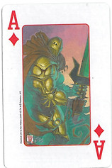 Playing Cards SFX: Ace of Diamonds