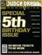 Judge Dredd Megazine Vol 3 Number 6
