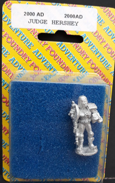 Wargames Foundry: AD43 Judge Hershey