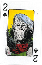 Playing Cards SFX: Two of Spades