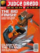 Judge Dredd Megazine Vol 3 Number 13