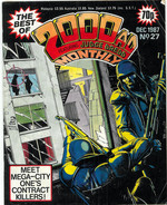 Best of 2000ad Monthly 27