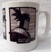 Judge Fear Mug Shot Mug