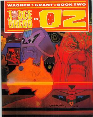 The Chronicles of Judge Dredd - Judge Dredd in OZ