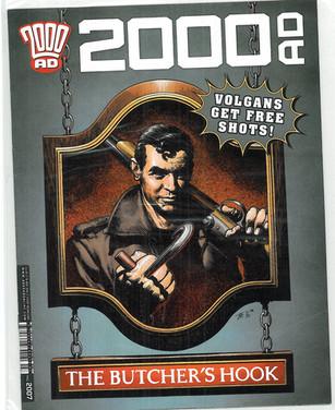 2000ad Prog 2007