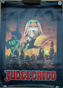 Judge Dredd Giant Poster 1