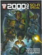 2000ad Sci-Fi Special 2015
