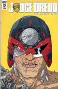 Judge Dredd Blessed Earth 5 Cover A