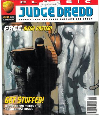 Classic Judge Dredd 13