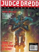 Judge Dredd Megazine Vol 2 Number 12