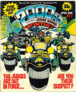 Best of 2000ad Monthly 7