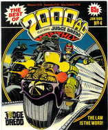 Best of 2000ad Monthly 4