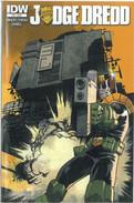 Judge Dredd 10 Cover A