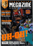 Judge Dredd Megazine Vol 3 NUmber 42