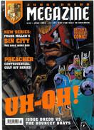 Judge Dredd Megazine Vol 3 NUmber 42