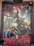 Judge Dredd Giant Poster 3