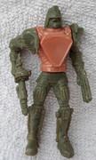 Mega Heroes: Block War Dredd Prototype