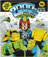 Best of 2000ad Monthly 18