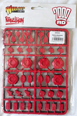 Warlord Blister: Strontium Dog Game Markers