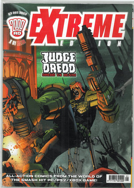 2000ad Extreme Edition 1