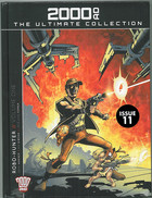 2000ad The Ultimate Collection: Robo-Hunter Volume One