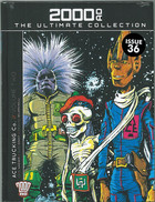 2000ad The Ultimate Collection: Ace Trucking Volume Two