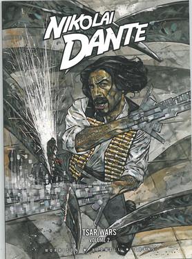 Nikolai Dante: The Tsar War Volume 2