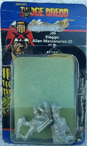 Citadel Blister Judge Dredd: JD5 Kleggs