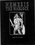 Nemesis the Warlock Death to all Aliens