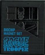 Planet Replicas: Rogue Trooper Biochip Magnet Set