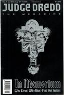Judge Dredd Megazine Vol 2 Number 7