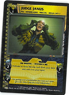 Dredd CCG: Judges - Judge Janus
