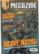 Judge Dredd Megazine Vol 3 Number 38