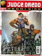 Judge Dredd Megazine Vol 3 Number 30