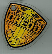 Judge Dredd Pinball Keyrin