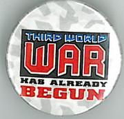 Crisis Third World War Badge Eighties