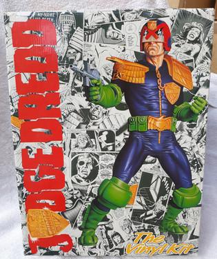Judge Dredd Model
