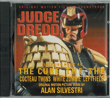 Judge Dredd 1995 Soundtrack CD