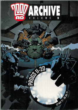 2000ad Archive Volume 2