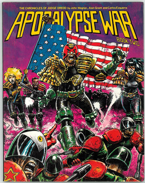 The Chronicles of Judge Dredd - The Apocalypse War
