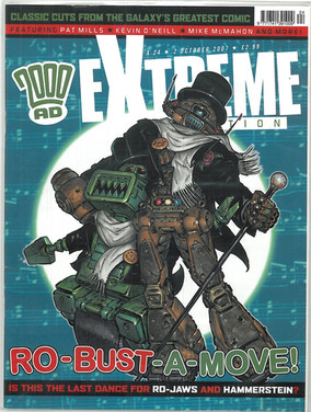 2000ad Extreme Edition 24
