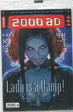 2000ad 1111 with Comics International