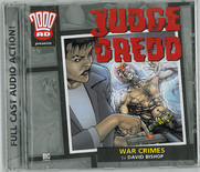 Judge Dredd: War Crimes