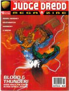 Judge Dredd Megazine Vol 3 Number 10